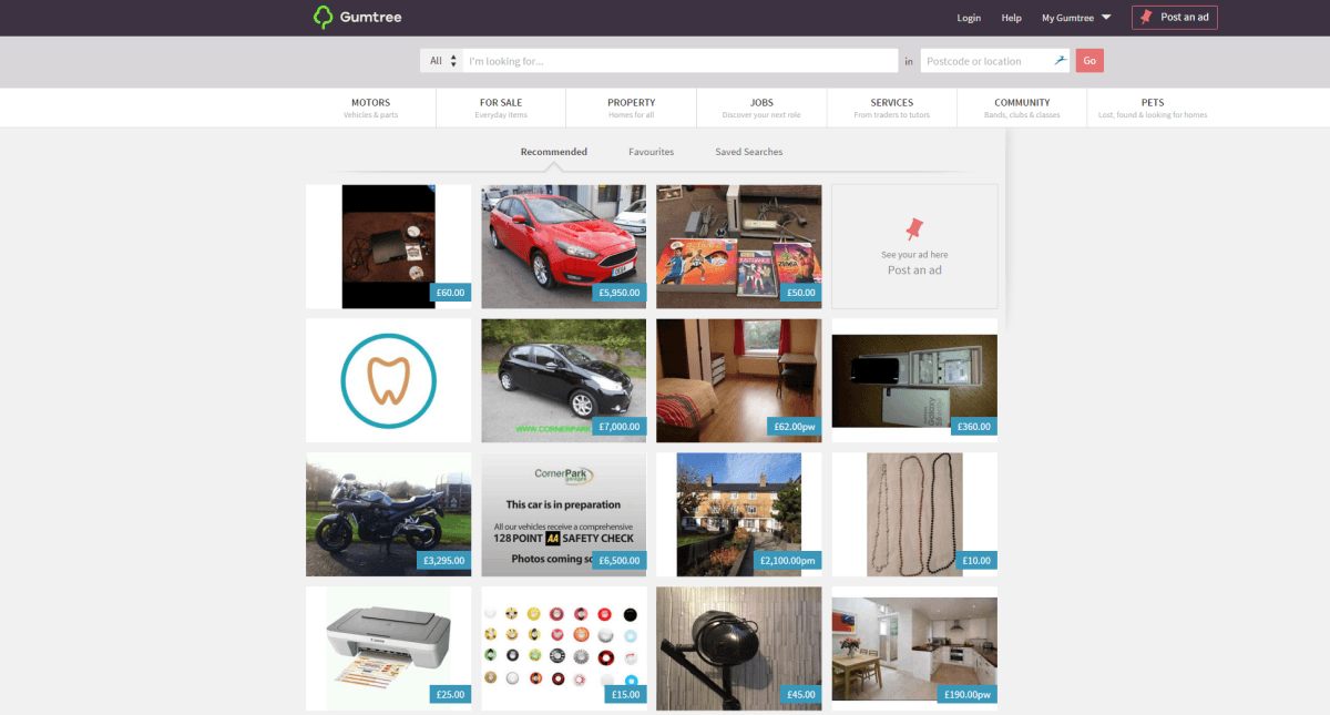 Gumtree hopes new logo and redesigned platforms will help it take on