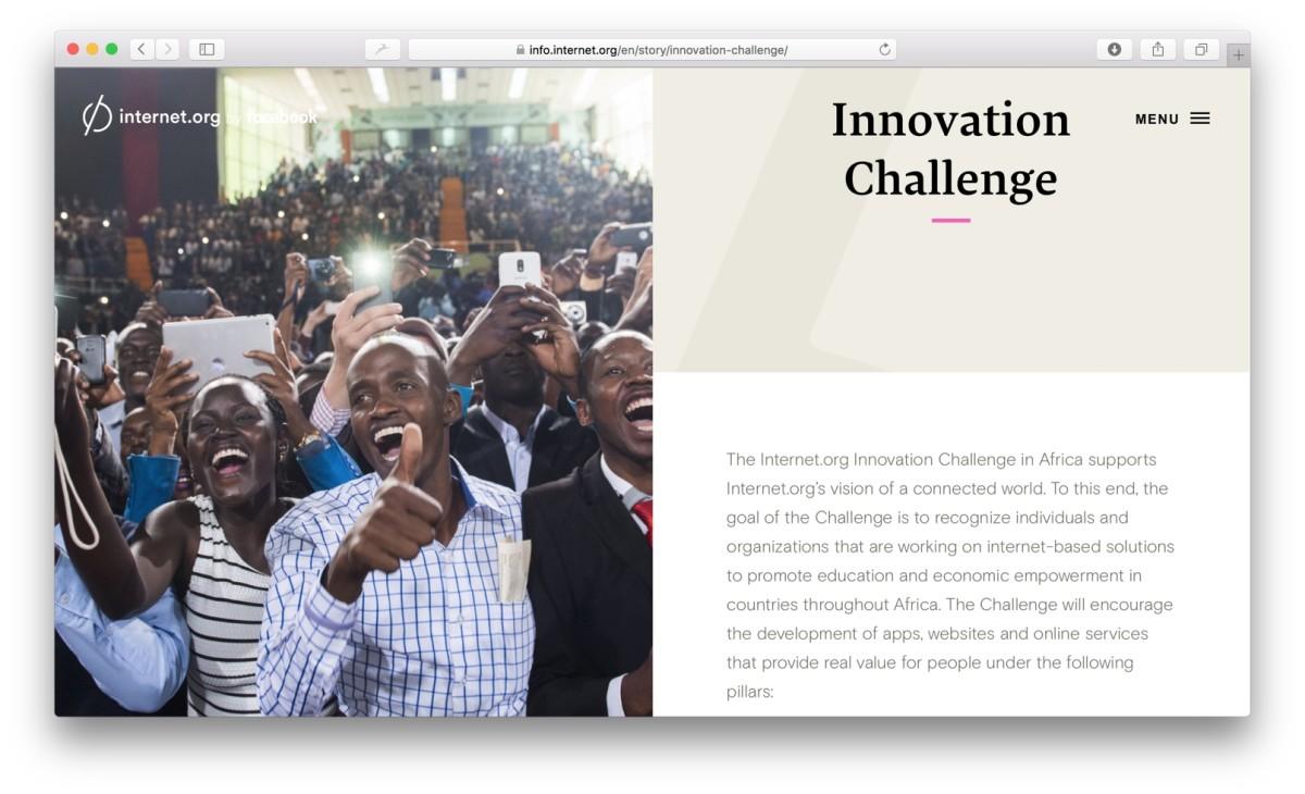 internet org innovation challenge