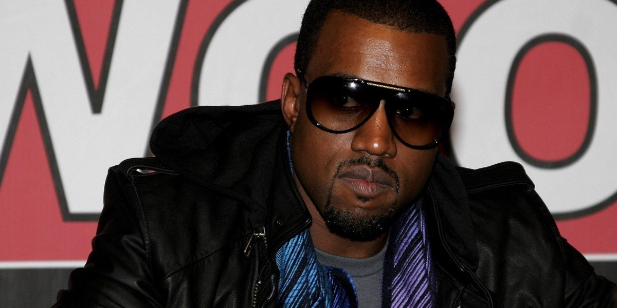 Kanye West uses The Pirate Bay just like everyone else