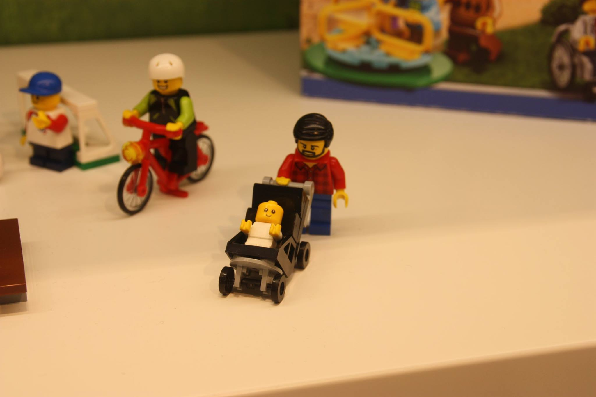 lego baby stroller