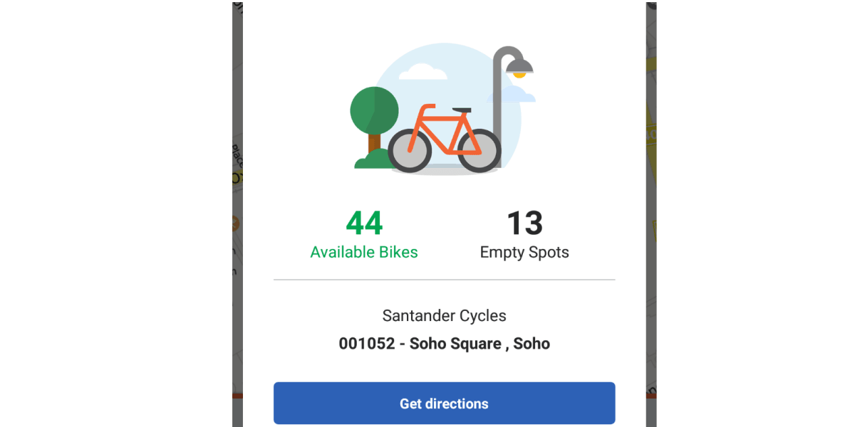 Moovit adds bike hire in over 200 cities to its public transit app for iOS and Android