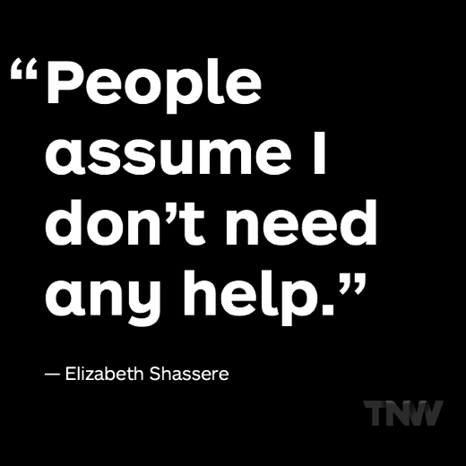 quote-people-assume-i-dont-need