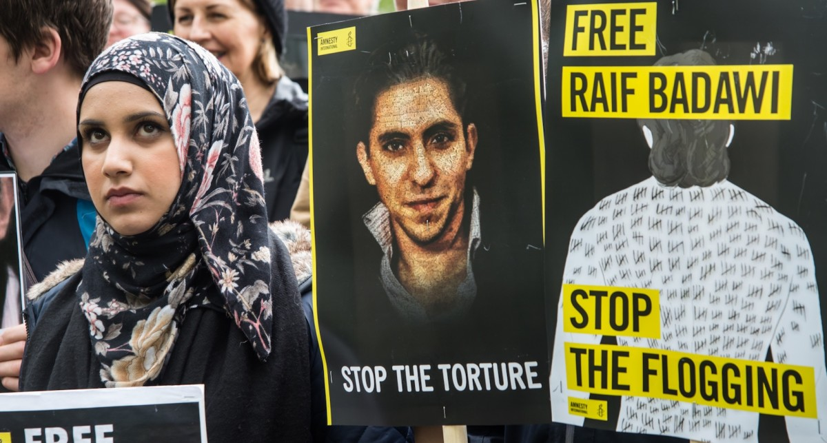 Saudi blogger Raif Badawi in poor health after hunger strike