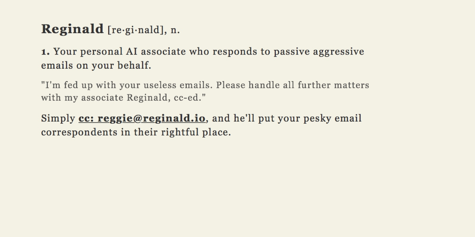 This A.I. sends the foul-mouthed emails you wish you could write