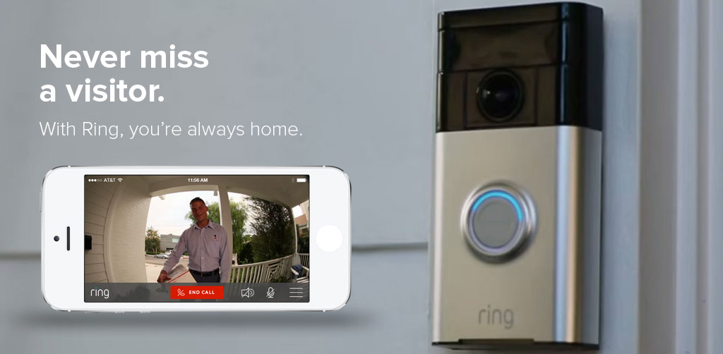 Someone could have stolen your Wi-Fi password from this Internet of Things doorbell