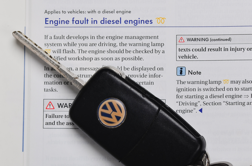 US Government sues Volkswagen for its dodgy diesel cars