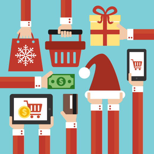 holiday shopping online retail e-commerce