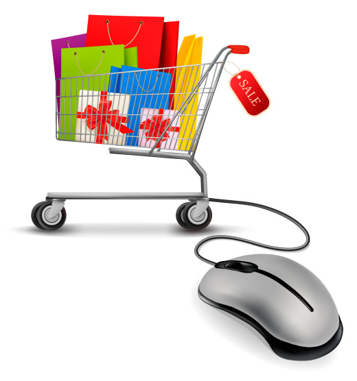 e-commerce gifts online shopping holiday