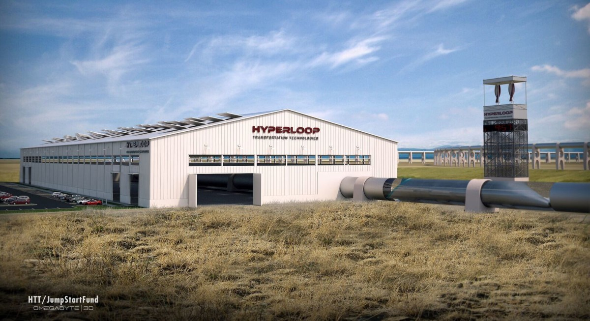 Hyperloop startup signs deal to explore Slovakia but I can't tell if it's vaporware or not ...