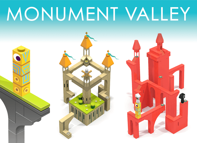 You can help Monument Valley become a Lego brick set