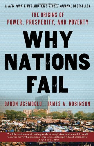 why nations fail, books