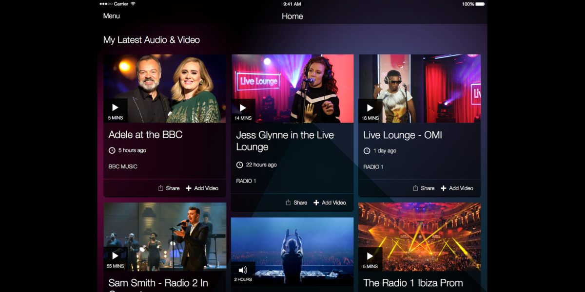 BBC's new music app lets you export songs to Spotify and YouTube