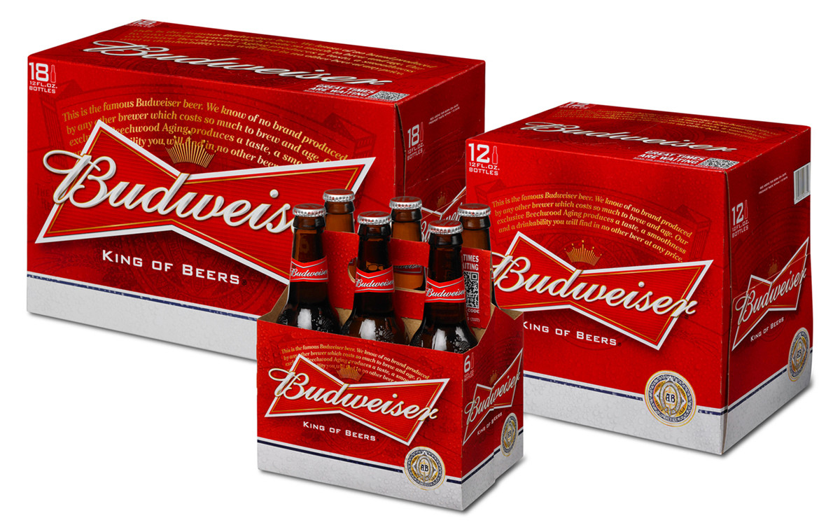 You can now enjoy the Super Bowl with a 'seven-figure' Budweiser emoji