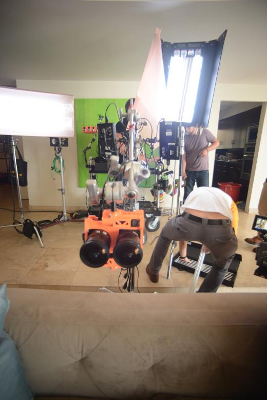 VR porn set