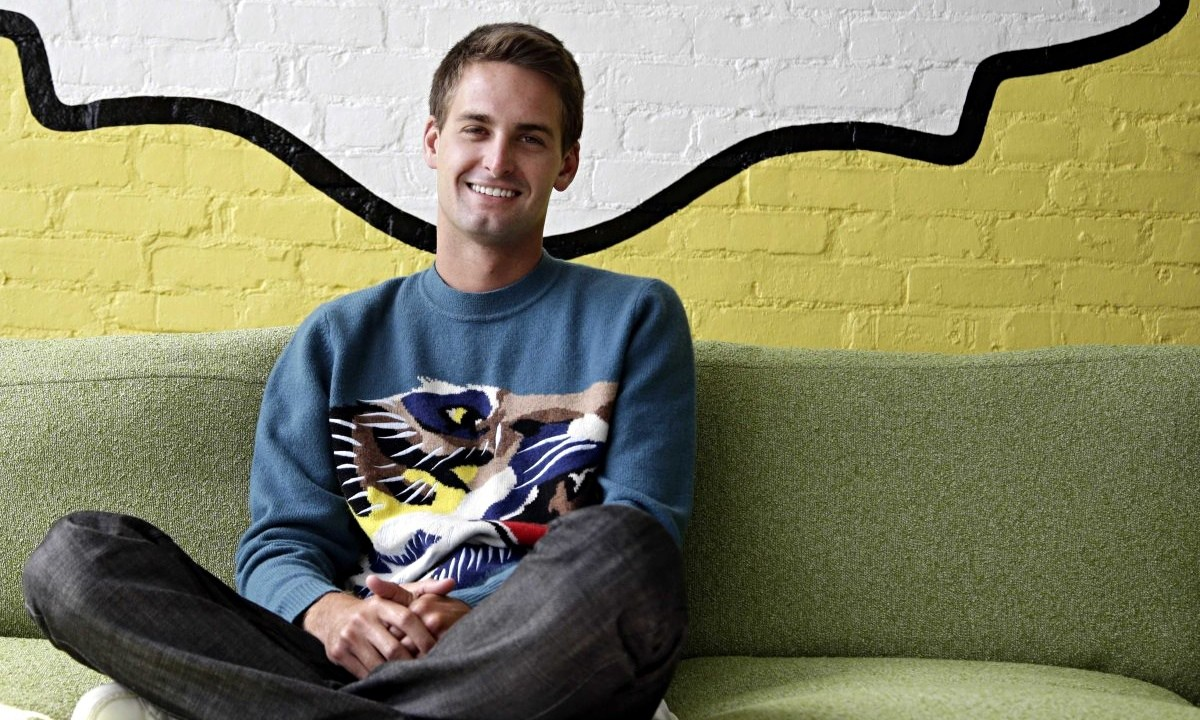 A Snapchat employee has fallen for the oldest trick in the book