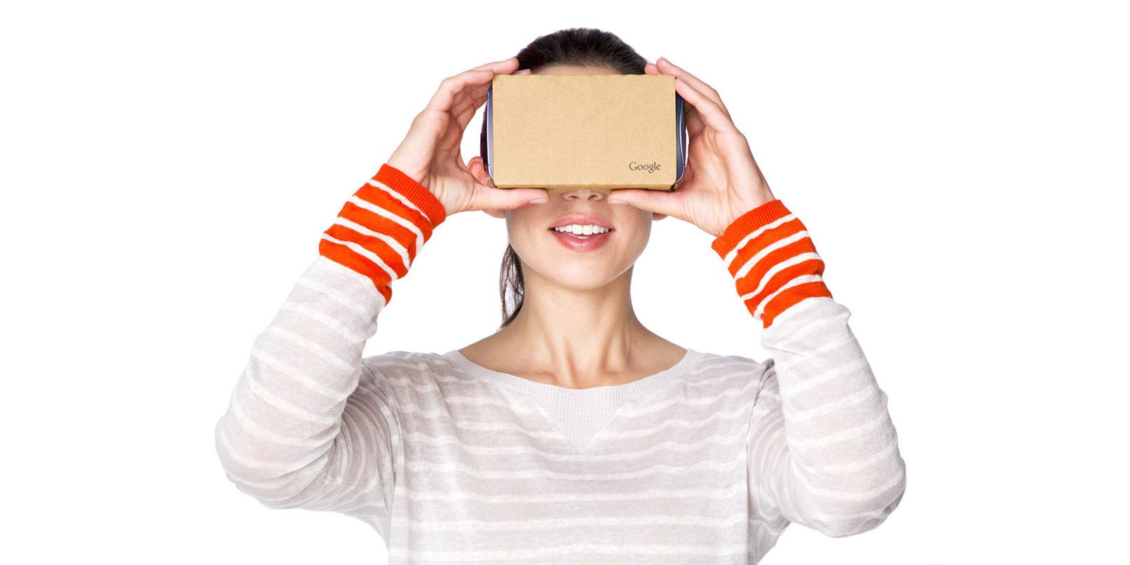 Google reportedly building Cardboard v2