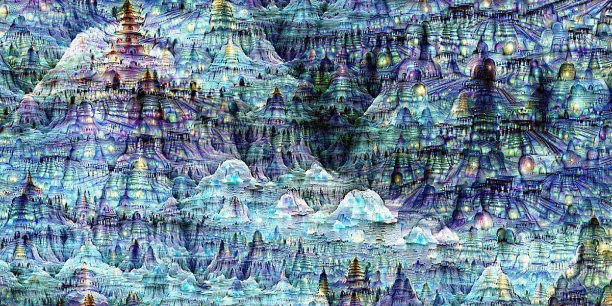 You can visit an art exhibit created with Google's neural networks in San Francisco this weekend ...