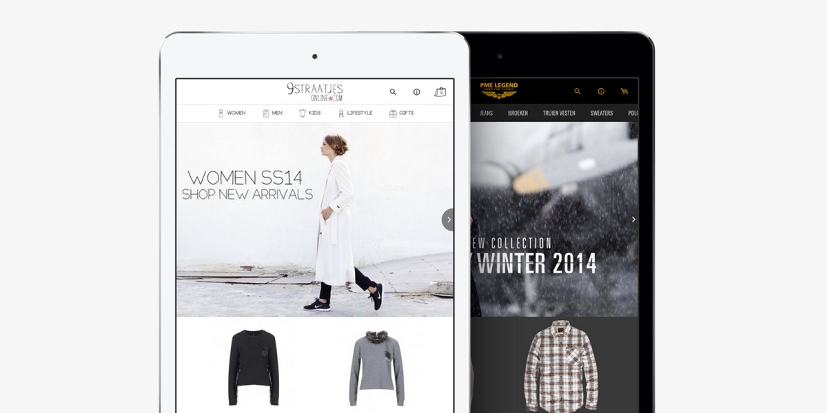 Highstreet turns your online store into a full-featured mobile shopping app