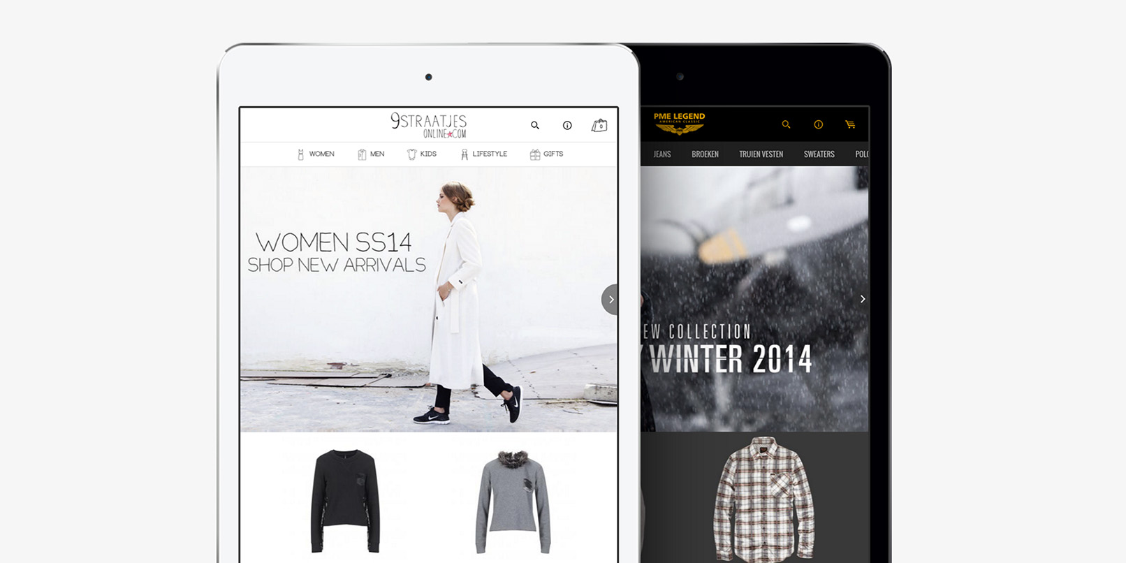 Highstreet turns your online store into a mobile shopping app