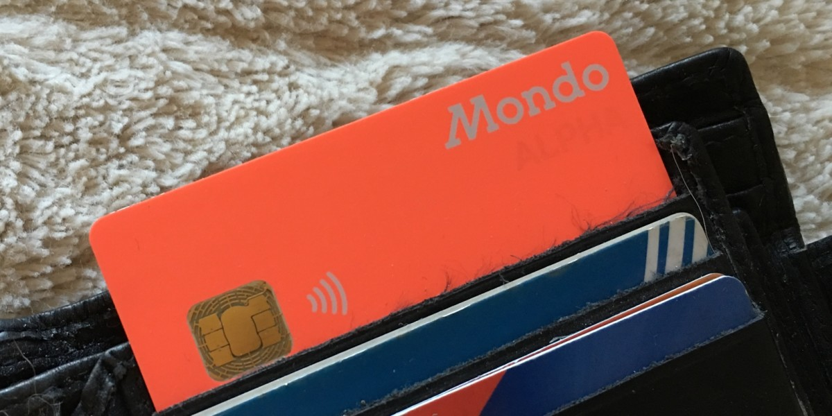 Mondo gives you a smarter debit card – and could one day replace your bank