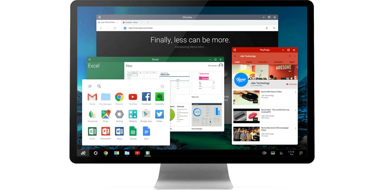 The awesome Android Remix OS fork will soon breathe life into virtually any old PC