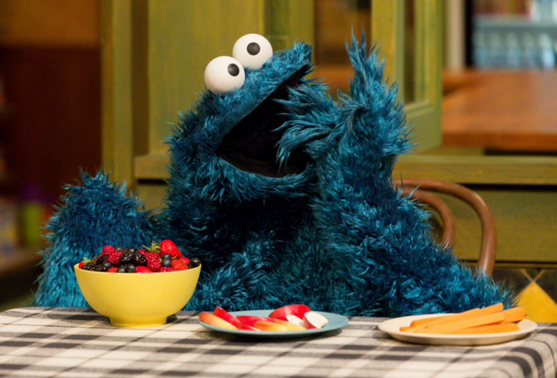 Elmo, Big Bird and the Cookie Monster get into venture capital