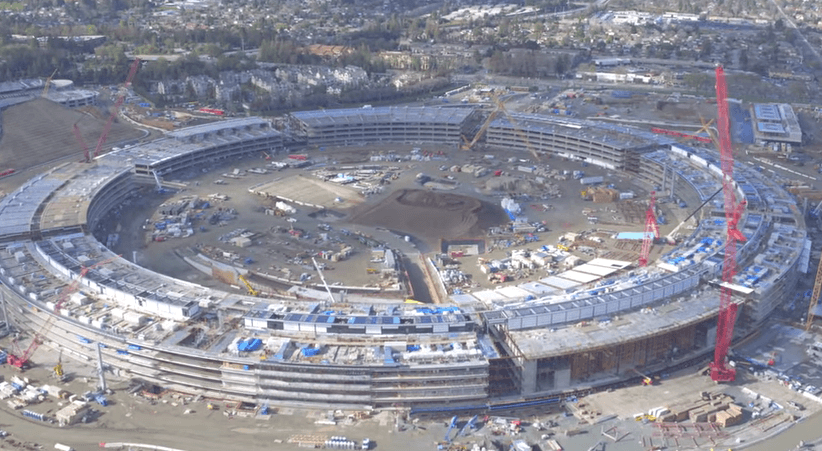 Here's how much Apple paid for a spaceship, a glass lobby, and a barn