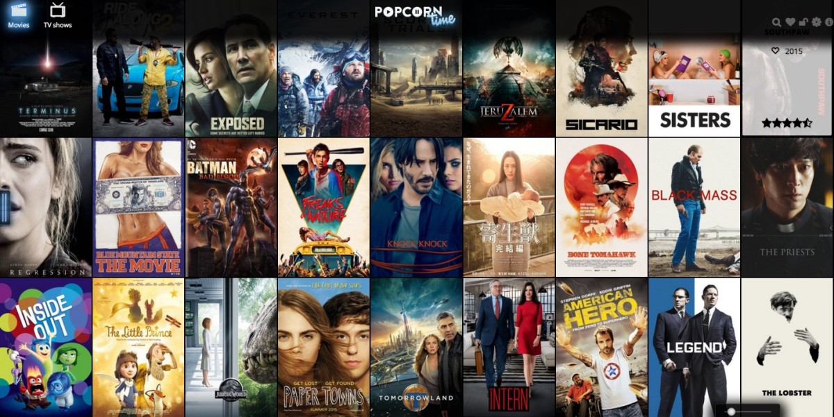 Popcorn Time makes a comeback