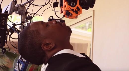 VR porn close up set
