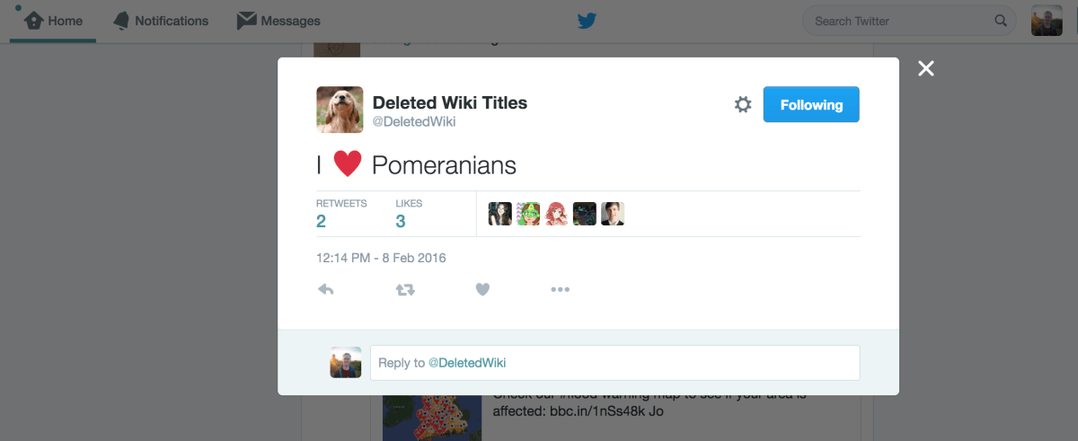 Twitter's new pop-up tweets are awful and people aren't happy