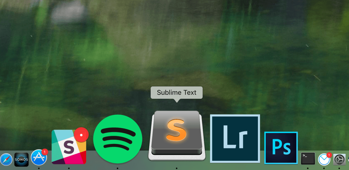 Sublime Text is being developed again after a year dormant
