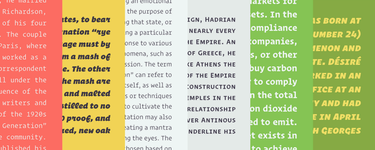 Operator is a beautiful $200 font designed exclusively for developers