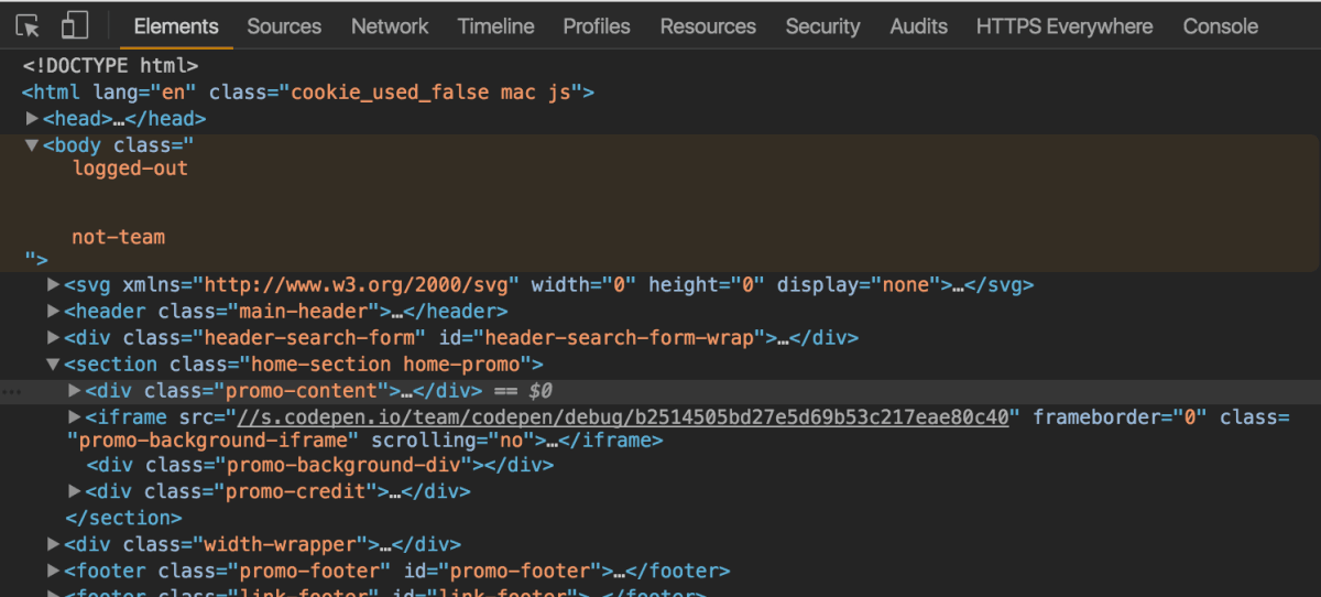 Chrome's developer tools are finally getting a dark theme