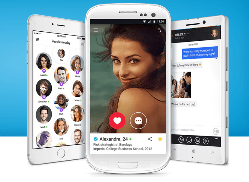 Besten dating-apps london 2020
