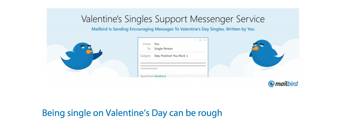 Being single is not a curse, so brands should stop treating it like charity