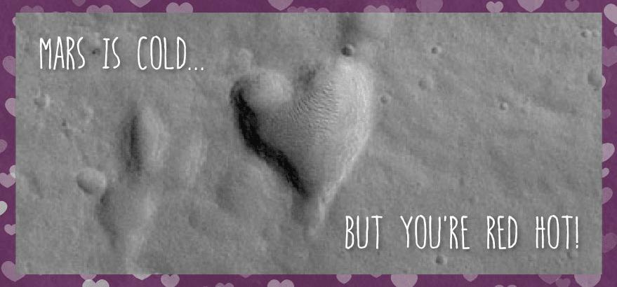 NASA Valentine
