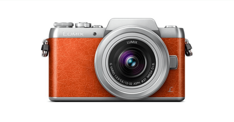 Panasonic's new Lumix camera is made for selfies