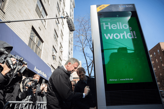 New York's public Wi-Fi is equipped for terror attacks