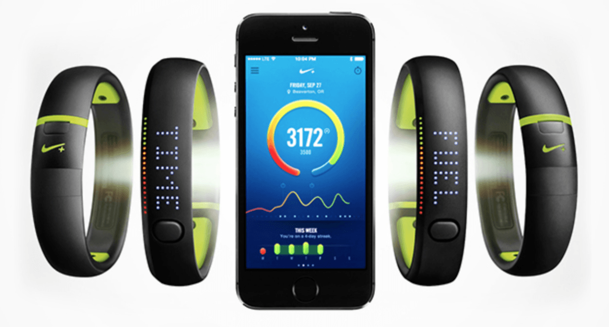 Take charge of your health with a $37.99 Nike+ Fuelband SE (certified refurbished)