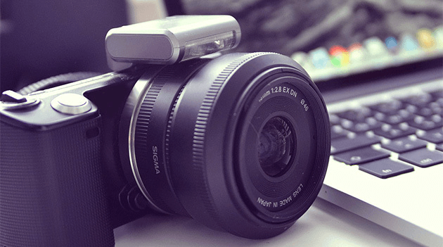 Learn the techniques to go pro with a digital photography & Photoshop bundle