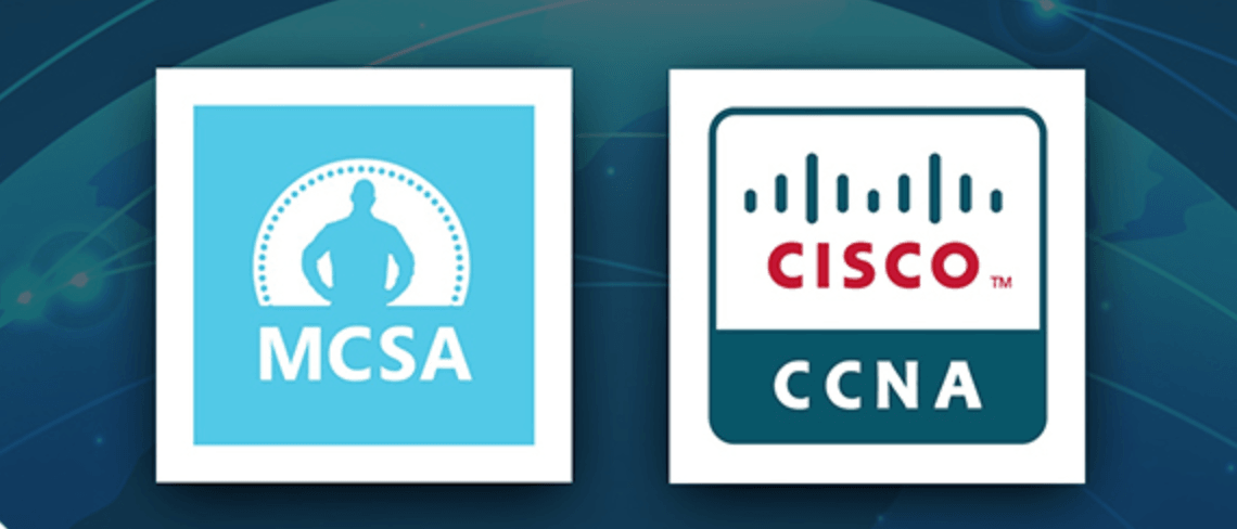 Get in-demand IT skills with MCSA, CCNA training (94% off)