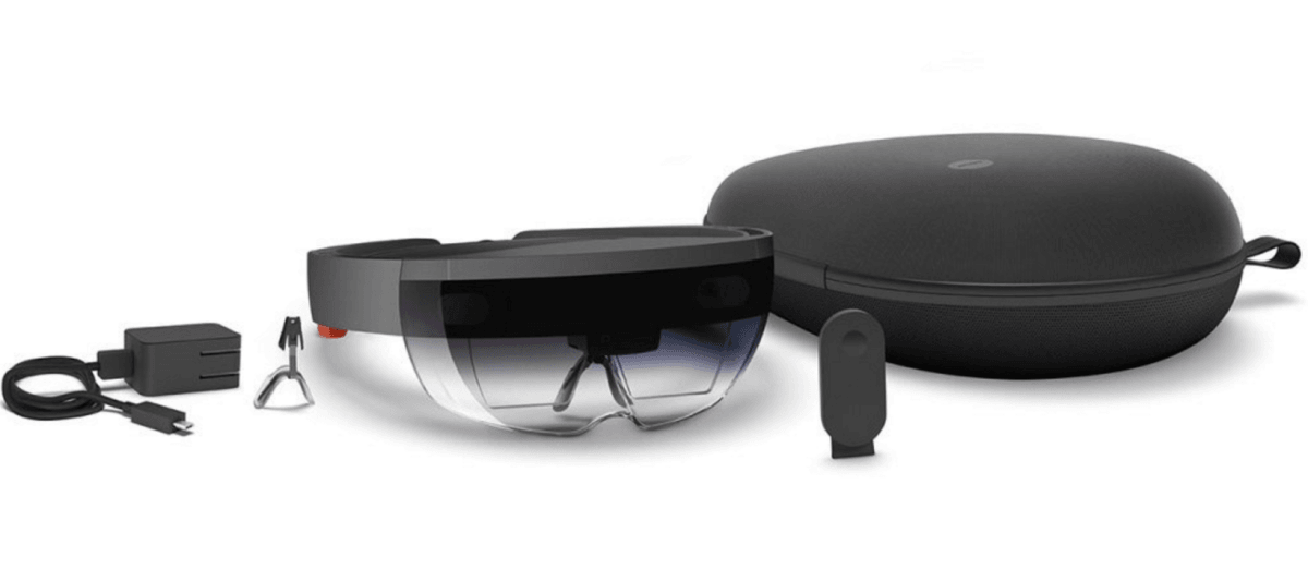 Microsoft HoloLens available for pre-order if you have $3,000 to spare, ships March 30