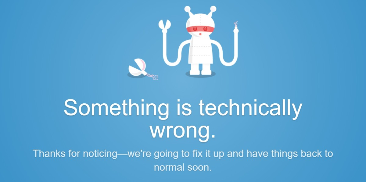 Twitter is experiencing outages across the globe [Update: It's back!]
