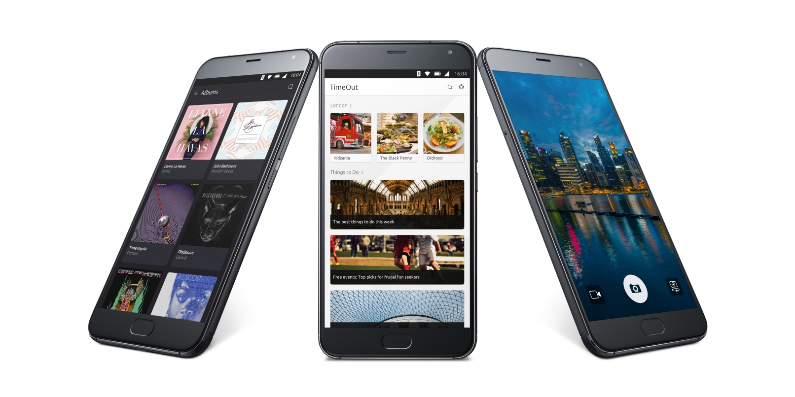 First flagship Ubuntu phone now available to buy, but you won't