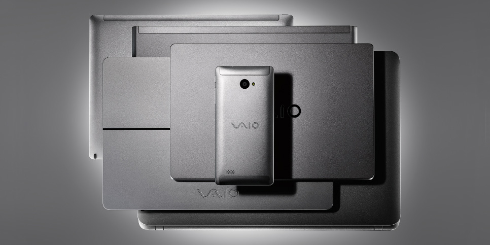 VAIO's first Windows phone is quite a looker