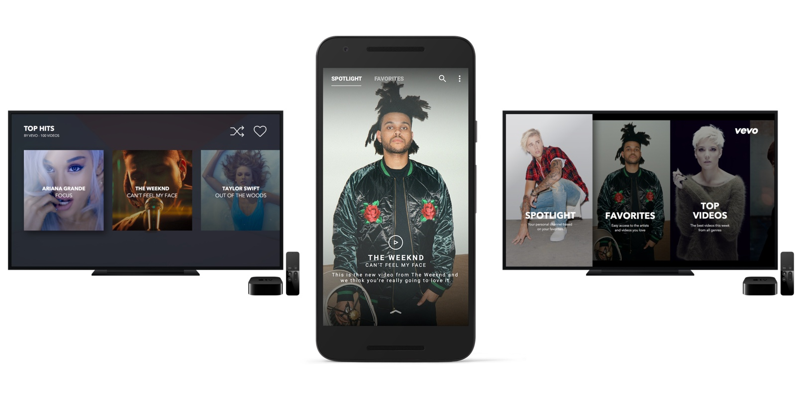 Vevo is now more personalized thanks to Twitter and Spotify