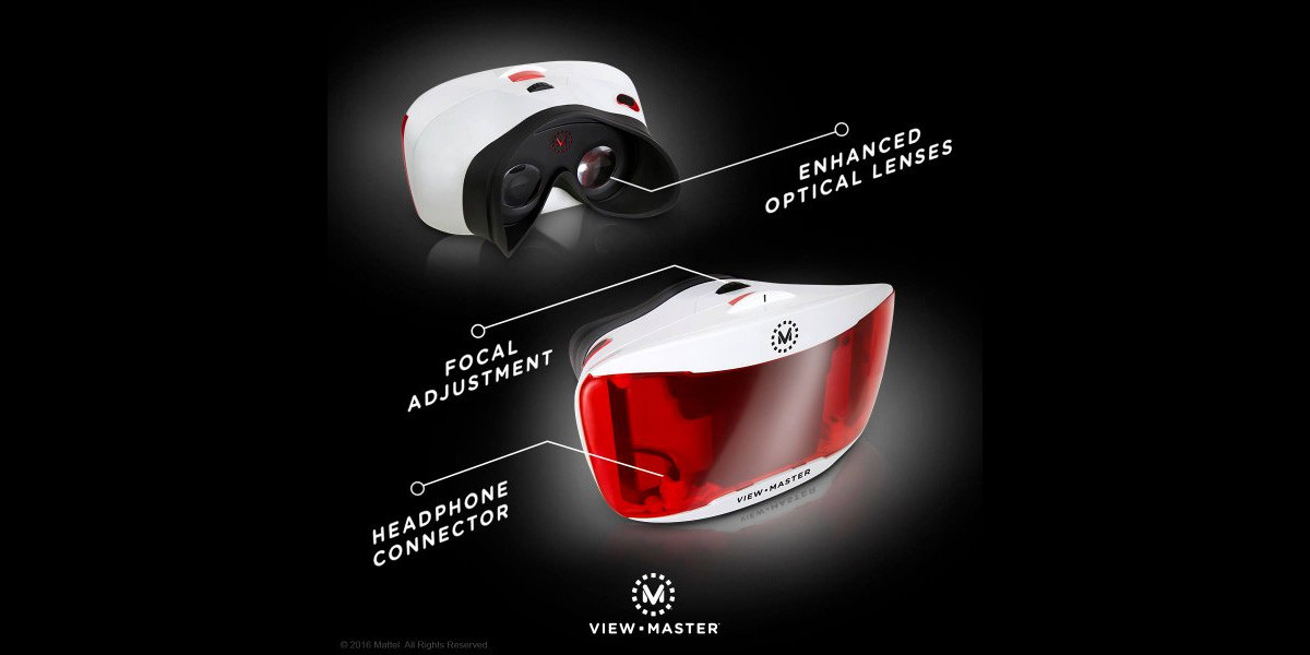 View-Master's retro VR headset is getting bigger and better this Fall