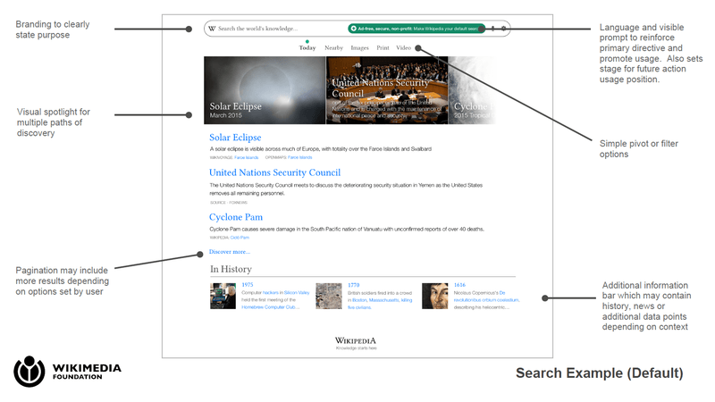 Wikipedia is building an open-source search engine – but it's a little confusing