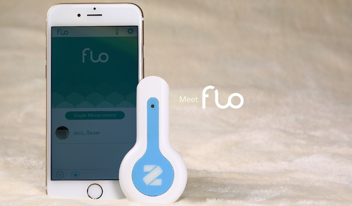 'Social thermometer' Flo is the first IoT health gadget you may actually want to use