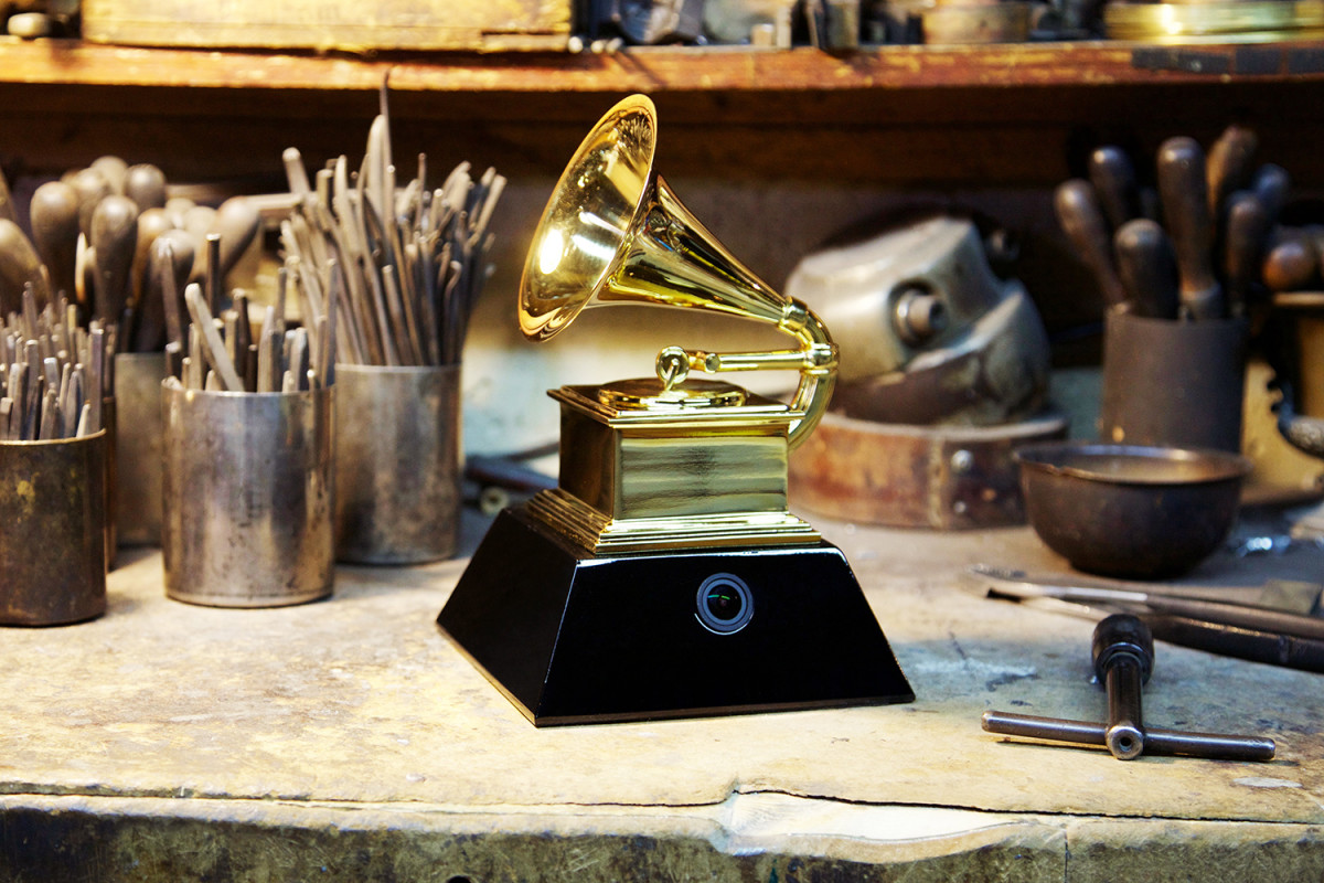 This year's Grammy awards will have GoPros built-in to livestream the winners' perspectives ...